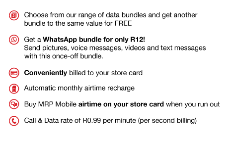 mrpmobile benefits